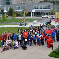 Superheroes Run 2016