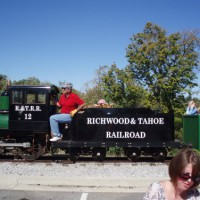 Richwood Railroad Ride 2010